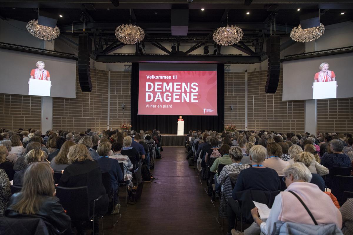 Stand På Demens Dagene 2017